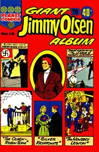 Giant Jimmy Olsen Album (Colour Comics, 1966 series) #13 — Untitled