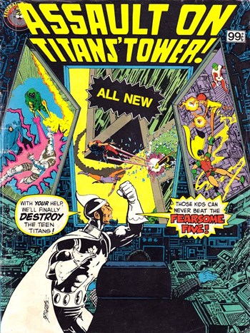 Assault on Titans' Tower