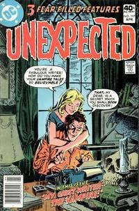The Unexpected (DC, 1968 series) #197 — My Ghost-Writer-- The Vampire!