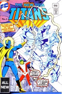 The New Teen Titans (Federal, 1983 series) #1 ([August 1983?])