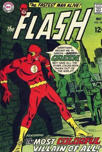 The Flash (DC, 1959 series) #188 (May 1969)