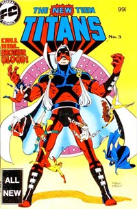 The New Teen Titans (Federal, 1983 series) #3 — Call Him… Brother Blood