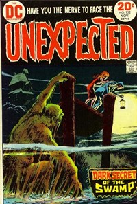 The Unexpected (DC, 1968 series) #152 (November 1973)