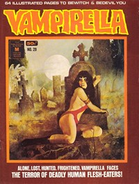 Vampirella (KG Murray, 1974 series) #29