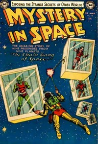 Mystery in Space (DC, 1951 series) #18 (February-March 1954)