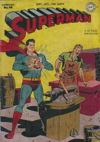 Superman (DC, 1939 series) #48 (September-October 1947)