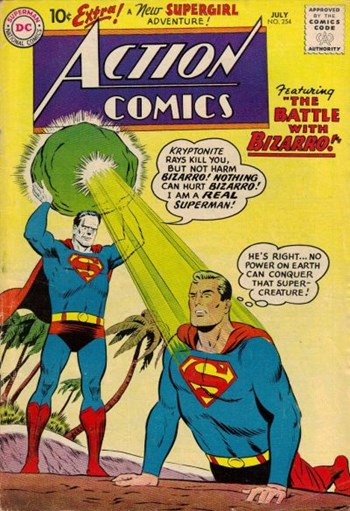 Action Comics (DC, 1938 series) #254 (July 1959)