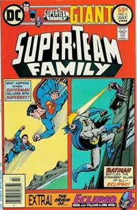 Super-Team Family (DC, 1975 series) #5 (June-July 1976)