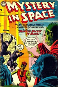 Mystery in Space (DC, 1951 series) #23 (December 1954-January 1955)
