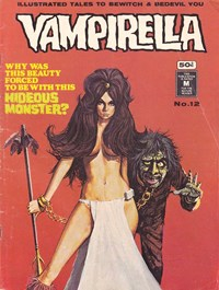 Vampirella (KG Murray, 1974 series) #12