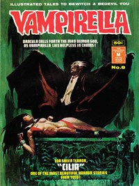 Vampirella (KG Murray, 1974 series) #8