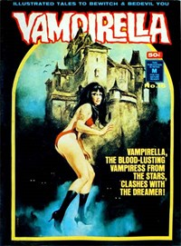 Vampirella (KG Murray, 1974 series) #16