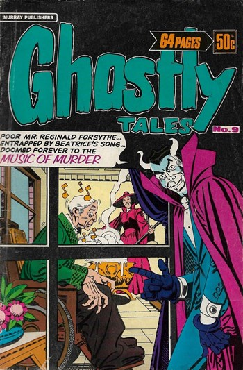 Ghostly Tales (Murray, 1978 series) #9 ([August 1979?])