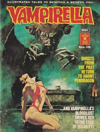 Vampirella (KG Murray, 1974 series) #15