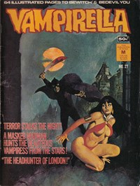 Vampirella (KG Murray, 1974 series) #27