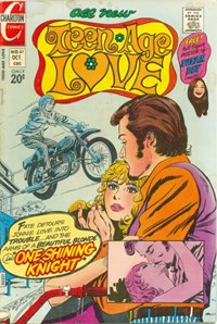 Teen-Age Love (Charlton, 1958 series) #87 (October 1972)