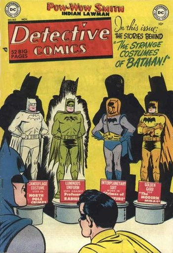 Detective Comics (DC, 1937 series) #165 (November 1950)