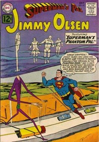 Superman's Pal, Jimmy Olsen (DC, 1954 series) #62 — Untitled