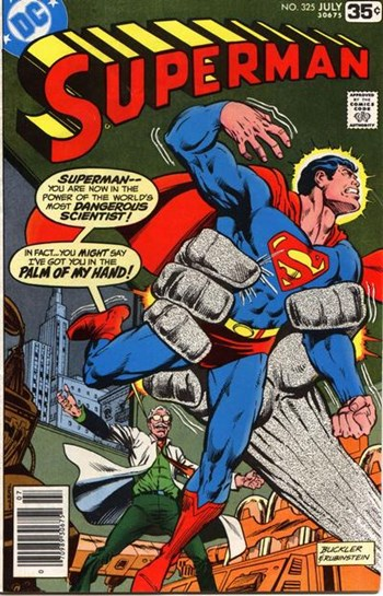 Superman (DC, 1939 series) #325 (July 1978)