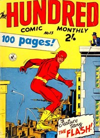 The Hundred Comic Monthly (Colour Comics, 1956 series) #13