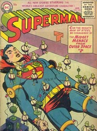 Superman (DC, 1939 series) #102 — Untitled