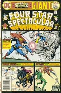Four Star Spectacular (DC, 1976 series) #2 — Untitled