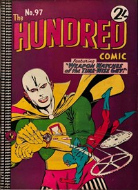The Hundred Comic (Colour Comics, 1961 series) #97 — Weapon Watches of the Time-Wise Guy!