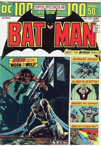 Batman (DC, 1940 series) #255 (March-April 1974)