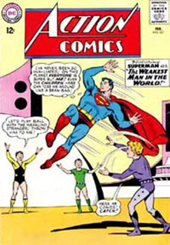 Action Comics (DC, 1938 series) #321 (February 1965)
