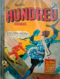 The Hundred Comic (Colour Comics, 1961 series) #102 — No title recorded