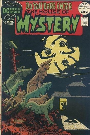 House of Mystery (DC, 1951 series) #200 (March 1972)