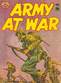 Page 1—Army at War (Murray, 1982? series)  ([1982?])