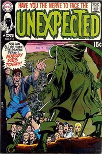 The Unexpected (DC, 1968 series) #115 (October-November 1969)