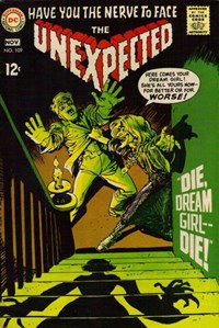 The Unexpected (DC, 1968 series) #109 (October-November 1968)