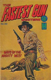 The Fastest Gun Western (Murray, 1977 series) #32 — Untitled