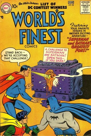 Superman and Batman's Greatest Foes!