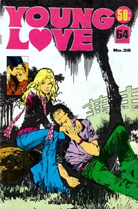 Young Love (KG Murray, 1975 series) #28 — Untitled (Cover)