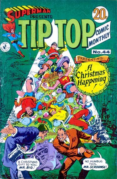 Superman Presents Tip Top Comic Monthly (Colour Comics, 1965 series) #44 ([December 1968?])