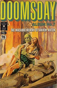 Doomsday Album (Murray, 1977 series) #7 — The Macabre Mummy of Takhem-Ahtem