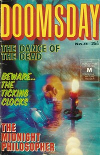 Doomsday (Sport Magazine, 1972 series) #11 — The Dance of the Dead