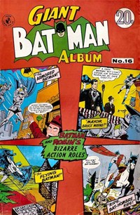 Giant Batman Album (Colour Comics, 1962 series) #16 ([November 1968?])