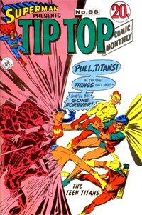 Superman Presents Tip Top Comic Monthly (Colour Comics, 1965 series) #56 — No title recorded