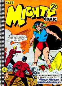 Mighty Comic (Colour Comics, 1960 series) #39 ([February 1964?])
