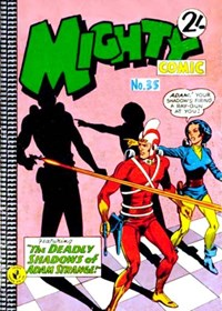 Mighty Comic (Colour Comics, 1960 series) #35