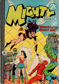 Mighty Comic (Colour Comics, 1960 series) #42 ([August 1964?])