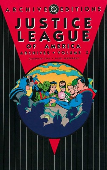 Justice League of America Archives, Volume 3