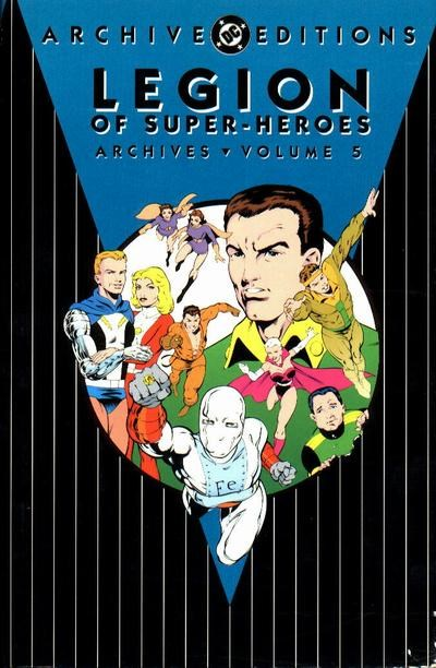 The Legion of Super-Heroes Archives (DC, 1991 series) #5 (1994)