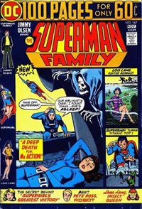 The Superman Family (DC, 1974 series) #167 — Untitled