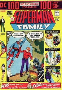 The Superman Family (DC, 1974 series) #164 — Untitled