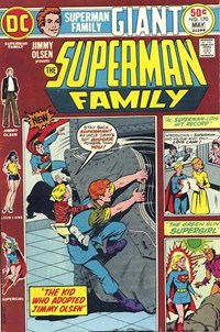 The Superman Family (DC, 1974 series) #170 — Untitled